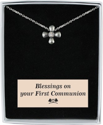 First Communion Pendant  -
