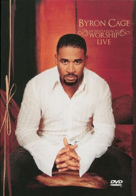 An Invitation to Worship - Live, DVD   -     By: Byron Cage