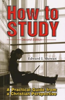 How to Study, Second Edition, Grades 7-12   -     By: Edward J. Shewan