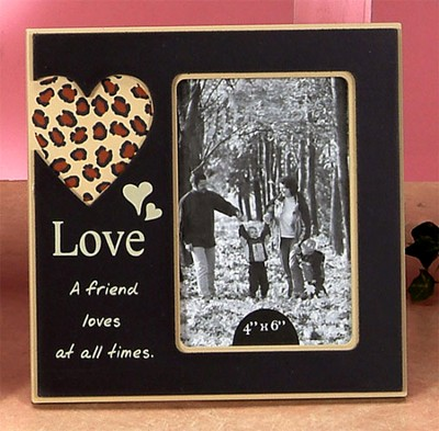 Love Heart Photo Frame  -
