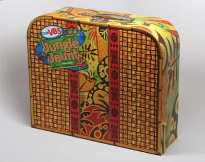 Jungle Jaunt--VBS Starter Kit, 2013   -