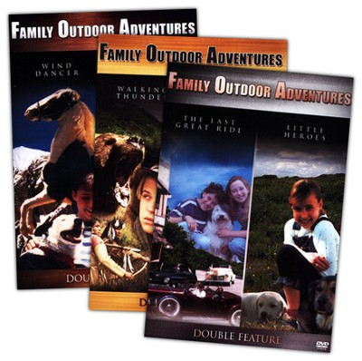Family Outdoor Adventure Set   -