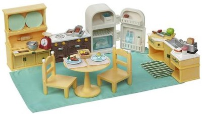 Calico Critters Kitchen Set   -