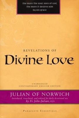 Revelations of Divine Love  -     By: Julian of Norwich