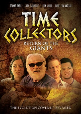 Time Collectors: Return of the Giants, DVD   -