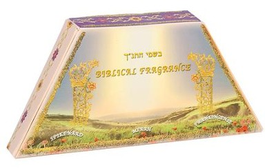 Scents of the Bible Perfume Set   -