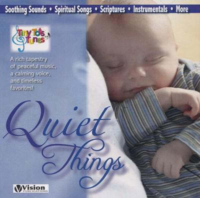 Quiet Things CD  -     By: Pamela Vandewalker, Cherry Garsi
