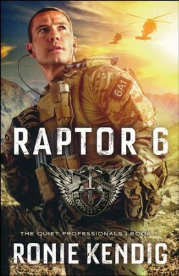 Raptor 6, Quiet Professionals Series #1   -     By: Ronie Kendig