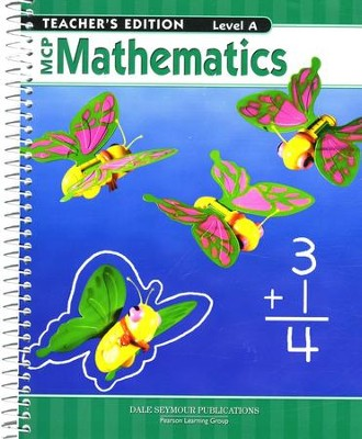 MCP Mathematics Level A Teacher's Edition (2005 Edition)  -
