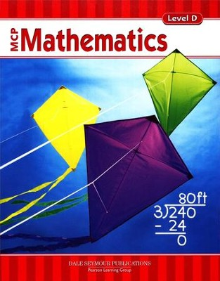 MCP Mathematics Level D Student Edition (2005 Edition)   -