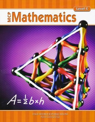 MCP Mathematics Level E Student Edition (2005 Edition)   -