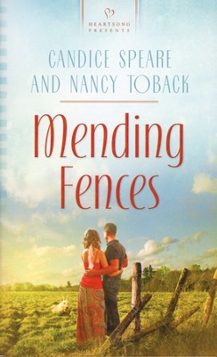 Mending Fences  -     By: Candice Miller Speare, Nancy Toback