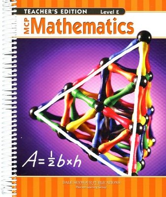 MCP Mathematics Level E Teacher's Guide (2005 Edition)   -
