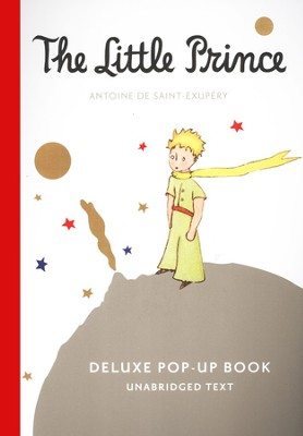 Little Prince Pop-Up  -     By: Antoine de Saint-Exupery