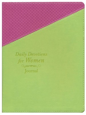 Daily Devotions for Women--Journal   -     By: Jewell Johnson
