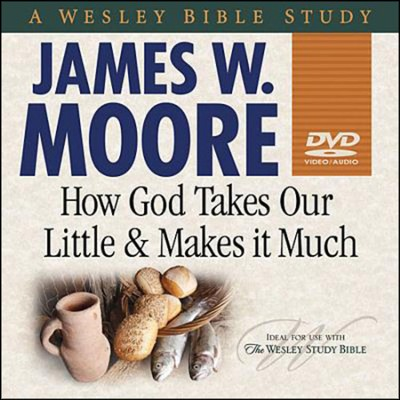 How God Takes Our Little & Makes It Much - DVD  -