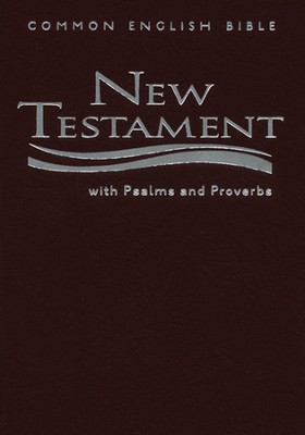 CEB Pocket New Testament with Psalms and Proverbs   -