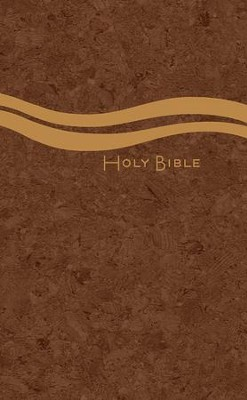 CEB Church Bible, Large Print, Casual Edition Hardback, Cloth over boards  -