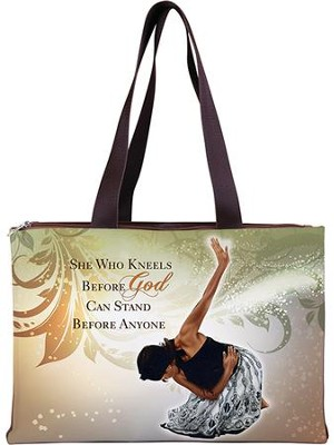 She Who Kneels Handbag  -