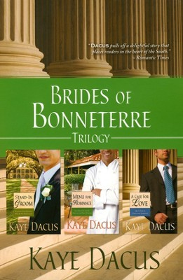 Brides of Bonneterre Trilogy  -     By: Kaye Dacus