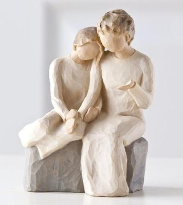 Willow Tree Figurine, With My Grandmother   -     By: Susan Lordi