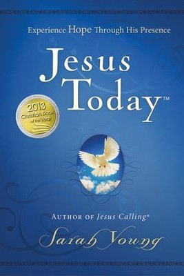 Jesus Today - eBook  -     By: Sarah Young