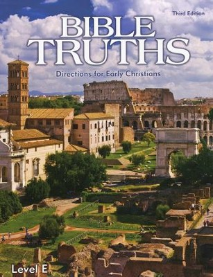 BJU Bible Truths Level E (Grade 11) Student Text, Third Edition    -