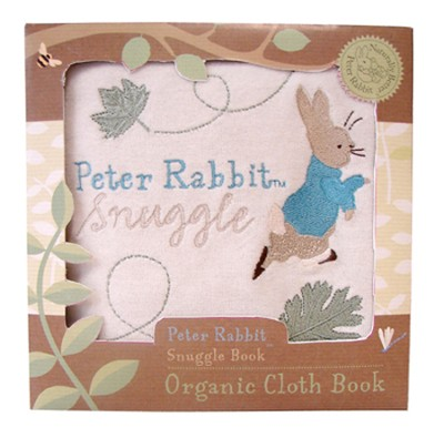 Peter Rabbit Snuggle, Naturally Better   -     By: Beatrix Potter