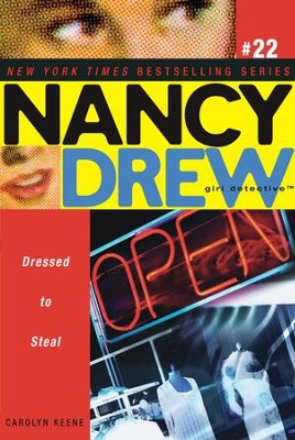 Dressed to Steal - eBook  -     By: Carolyn Keene