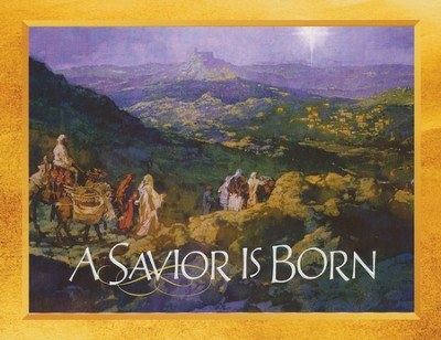 A Savior Is Born   -