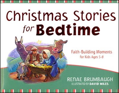 Christmas Stories for Bedtime Gift Edition - Slightly Imperfect  -     By: Renae Brumbaugh