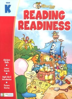 The Smart Alec Series: Reading Readiness Grade K   -