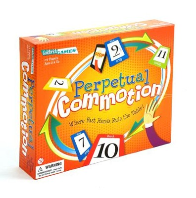 Perpetual Commotion Game   -