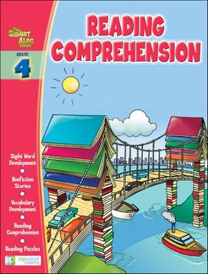 The Smart Alec Series: Reading Comprehension Grade 4   -