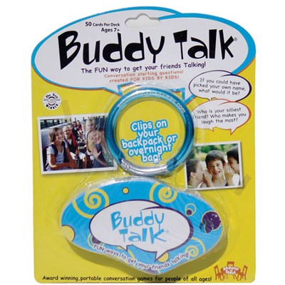 Buddy Talk Game   -