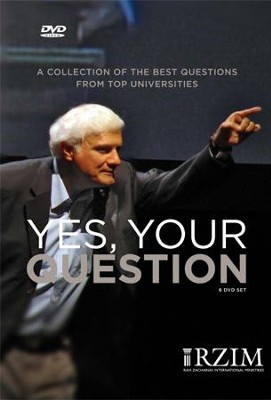 Yes, Your Question - DVD   -     By: Ravi Zacharias