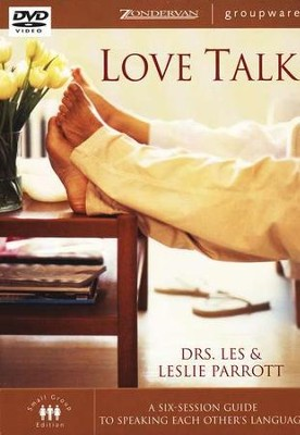 Love Talk: A Six-Session Guide to Speaking Each Other's Language, DVD Curriculum  -     By: Dr. Les Parrott, Dr. Leslie Parrott
