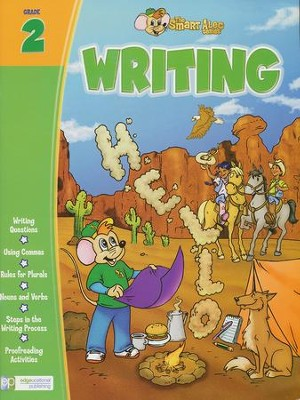 The Smart Alec Series: Writing Grade 2   -
