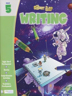 The Smart Alec Series: Writing Grade 5   -