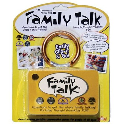 Family Talk Game   -