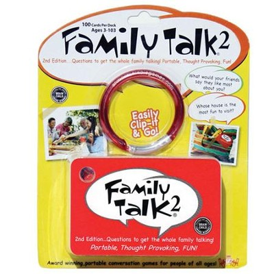 Family Talk 2 Game   -