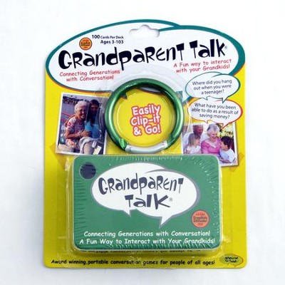 Grandparent Talk Game   -