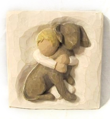 Willow Tree &#174 Hug Plaque   -     By: Susan Lordi