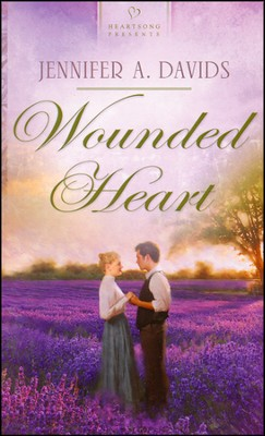 Wounded Heart  -     By: Jennifer A. Davids