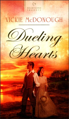 Dueling Hearts  -     By: Vickie McDonough