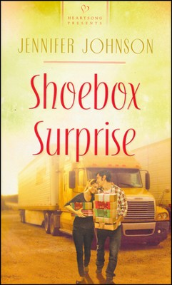 Shoebox Surprise  -     By: Jennifer Johnson
