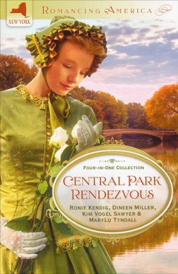Central Park Rendezvous: New York (Four in One) - Slightly Imperfect  -     By: Ronie Kendig, Dineen Miller, Kim Vogel Sawyer, Marylu Tyndall