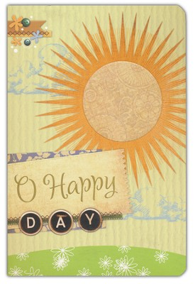O Happy Day Journal   -