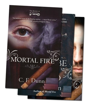 The Secret of the Journal Series, Volumes 1-3  -     By: C.F. Dunn