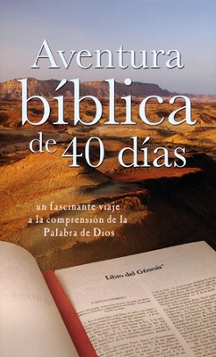 Aventura Bíblica de 40 Día  (40-Day Bible Adventure)  -     By: Christopher Hudson